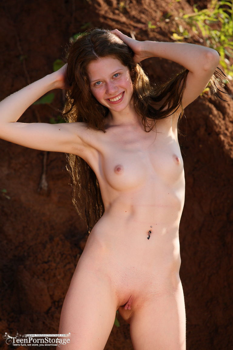 Tight body girl nude