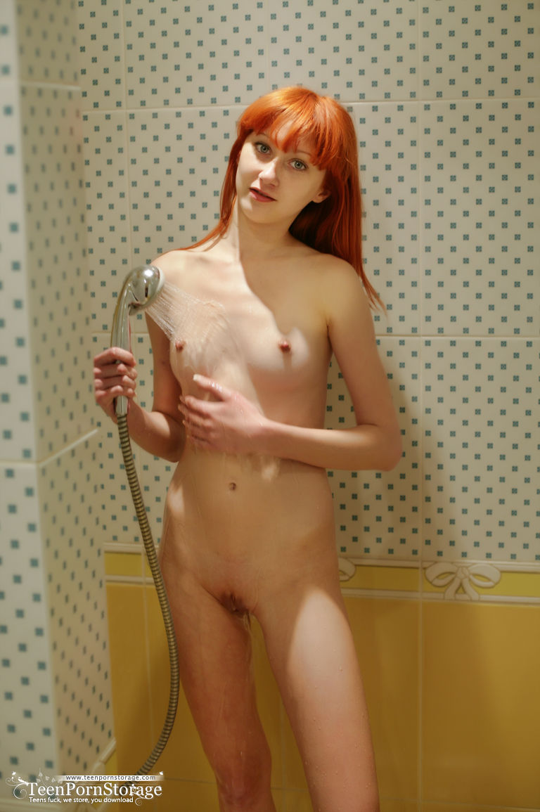 Little redhead naked inquiry answer